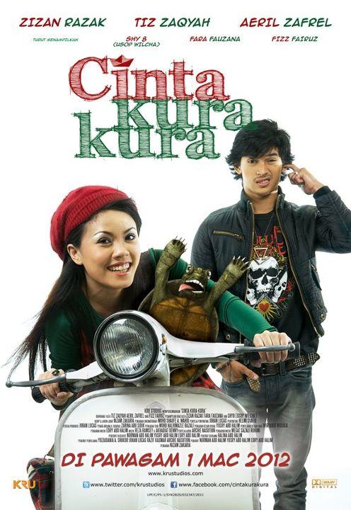 Review Filem Cinta Kura-Kura