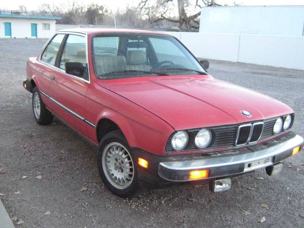 Original 1984 Bmw 318i Auto Restorationice
