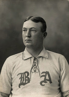 Cy Young portrait, photo of Cy Young, Cy Young in 1902