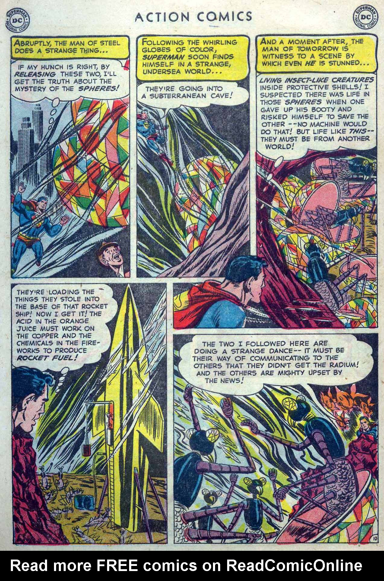 Read online Action Comics (1938) comic -  Issue #167 - 12