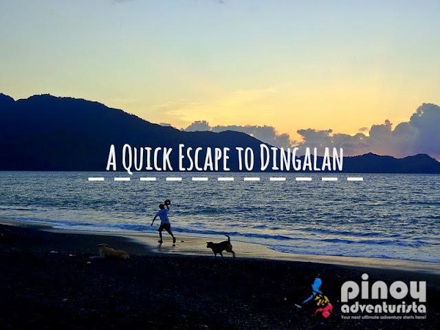 Dingalan Aurora Adventure Trip Photos