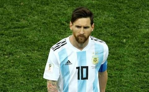 Lionel Messi  không thi đấu cho đội tuyển quốc gia Argentina nữa có lẽ sẽ là việc tốt hơn cho đội tuyển.