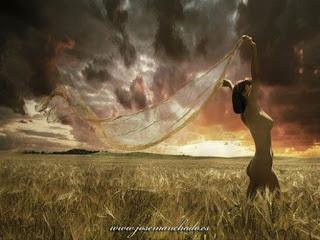 Resultado de imagen para mujer entre poemas y volcan