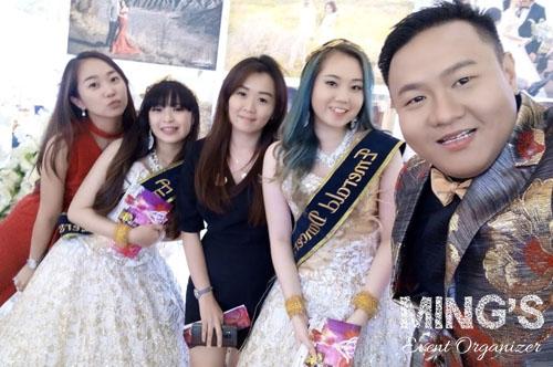Mc Semarang - Ikapesta Wedding Expo A Million Dreams 2018 Hari 2