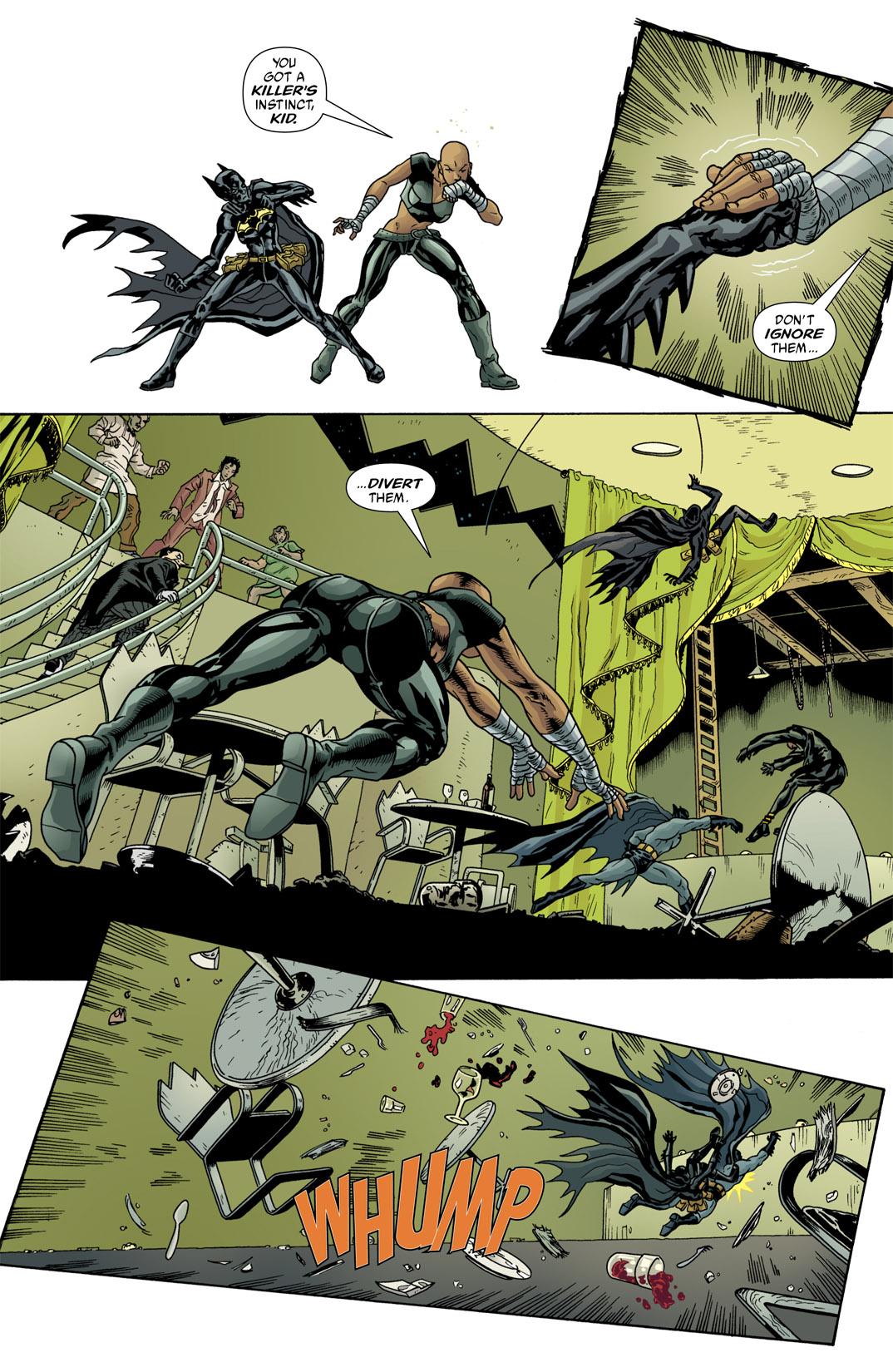 Detective Comics (1937) 796 Page 27