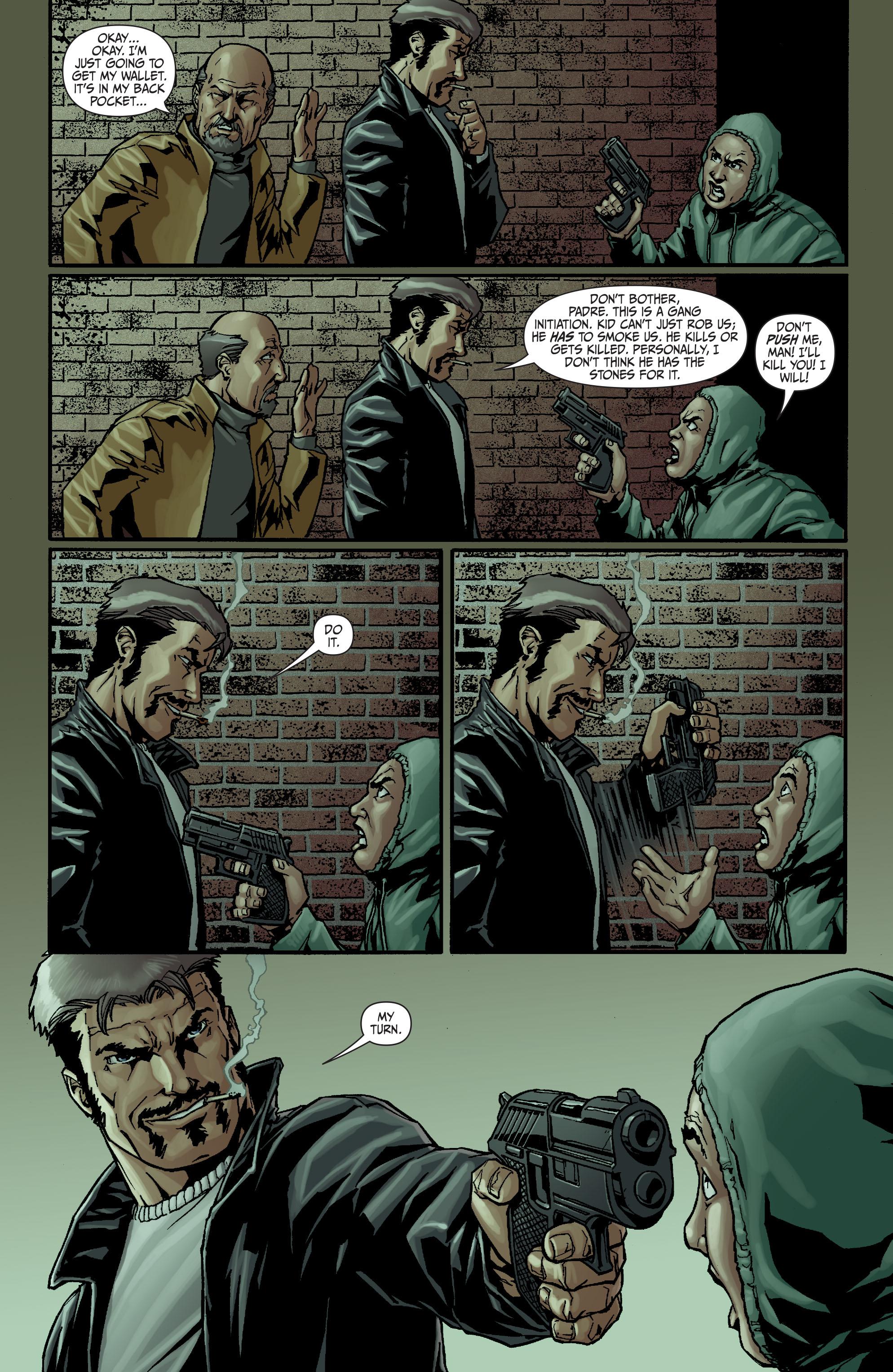 Read online Secret Six (2008) comic -  Issue #15 - 20