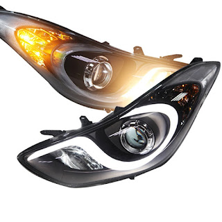 Top 3 Headlight For Hyundai Elantra