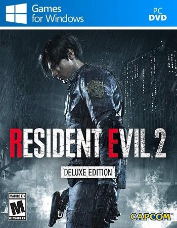 resident evil 2 deluxe editon