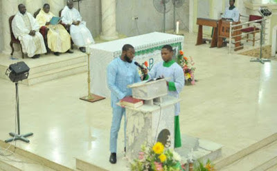 More Photos from the funeral of former Super Eagles Coach Stephen Keshi