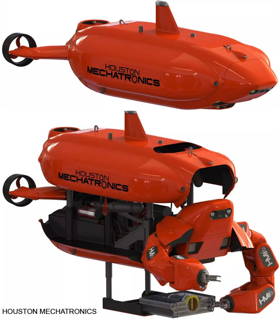 'Transformer' submarino é criado por ex-engenheiros da NASA - Aquanaut