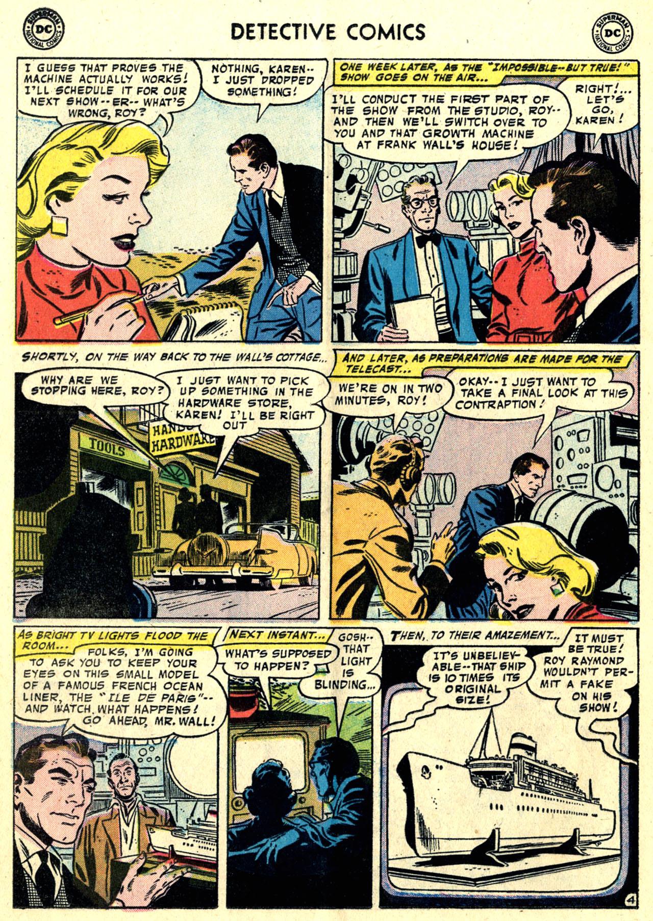 Read online Detective Comics (1937) comic -  Issue #243 - 20