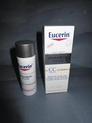 Imagen Hyalluron Filler CC Cream Eucerin