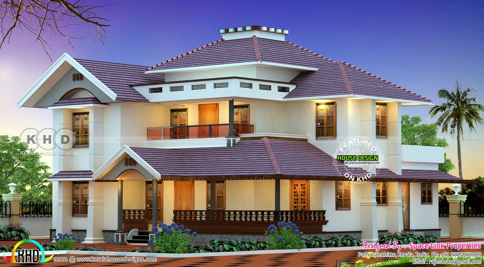 2019 Kerala Home Design And Floor Plans