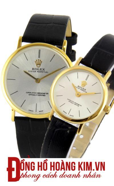 đồng hồ đôi rolex chính hãng uy tín