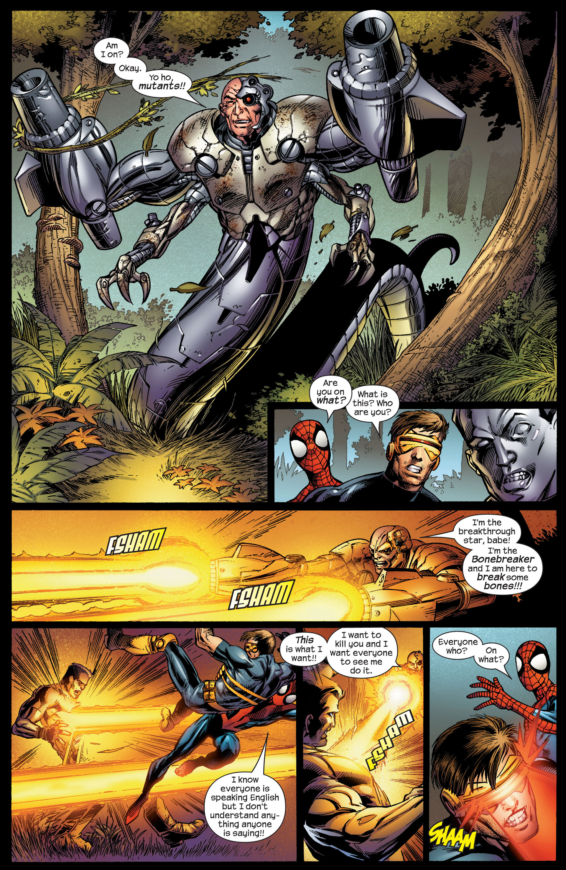 Read online Ultimate Spider-Man (2000) comic -  Issue #92 - 15