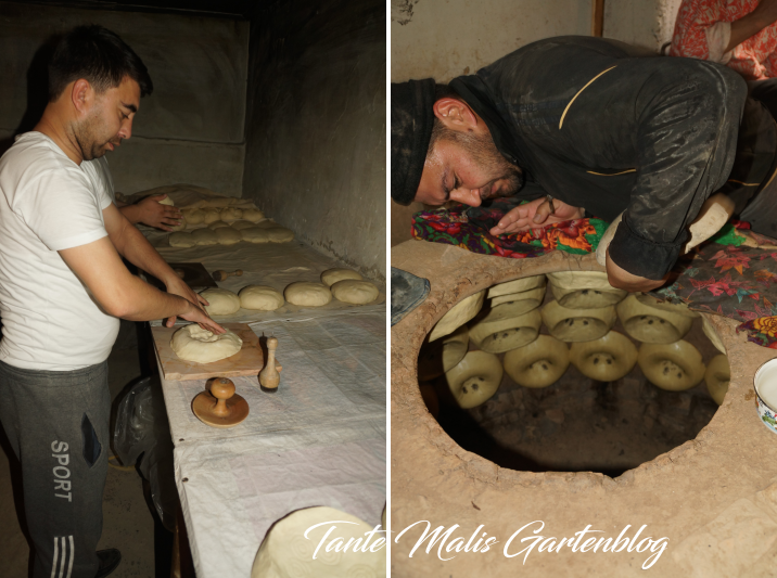 Usbekistan Brot