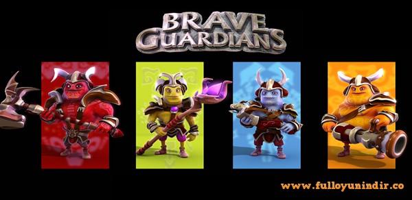 Brave Guardians Apk indir