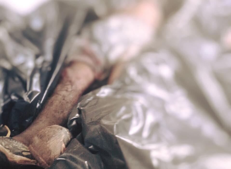 morto com golpes de faca
