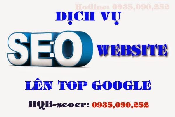 Dịch vụ SEO website lên TOP Google tại Đà Nẵng