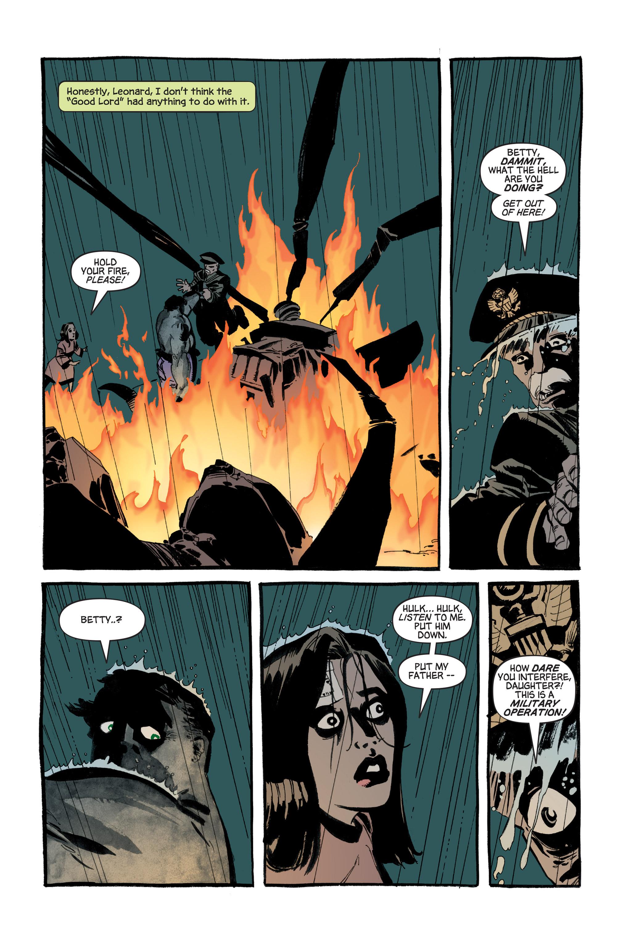 Read online Hulk: Gray comic -  Issue #6 - 12