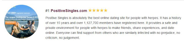 top dating sites for herpes