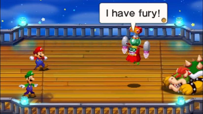 Review Mario Luigi Superstar Saga Bowser S Minions Nintendo