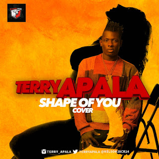 NEW MUSIC: Terry Apala - Shape of you (Ed Sheeran Cover)