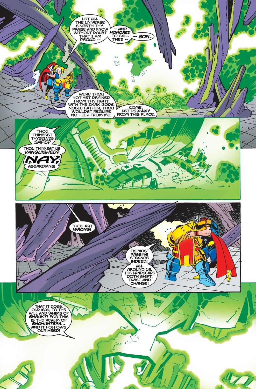 Thor (1998) Issue #18 #19 - English 18
