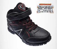 Alfamind Sepatu Anak Laki-Laki Homyped Arrow 02 Black ANDHIMIND