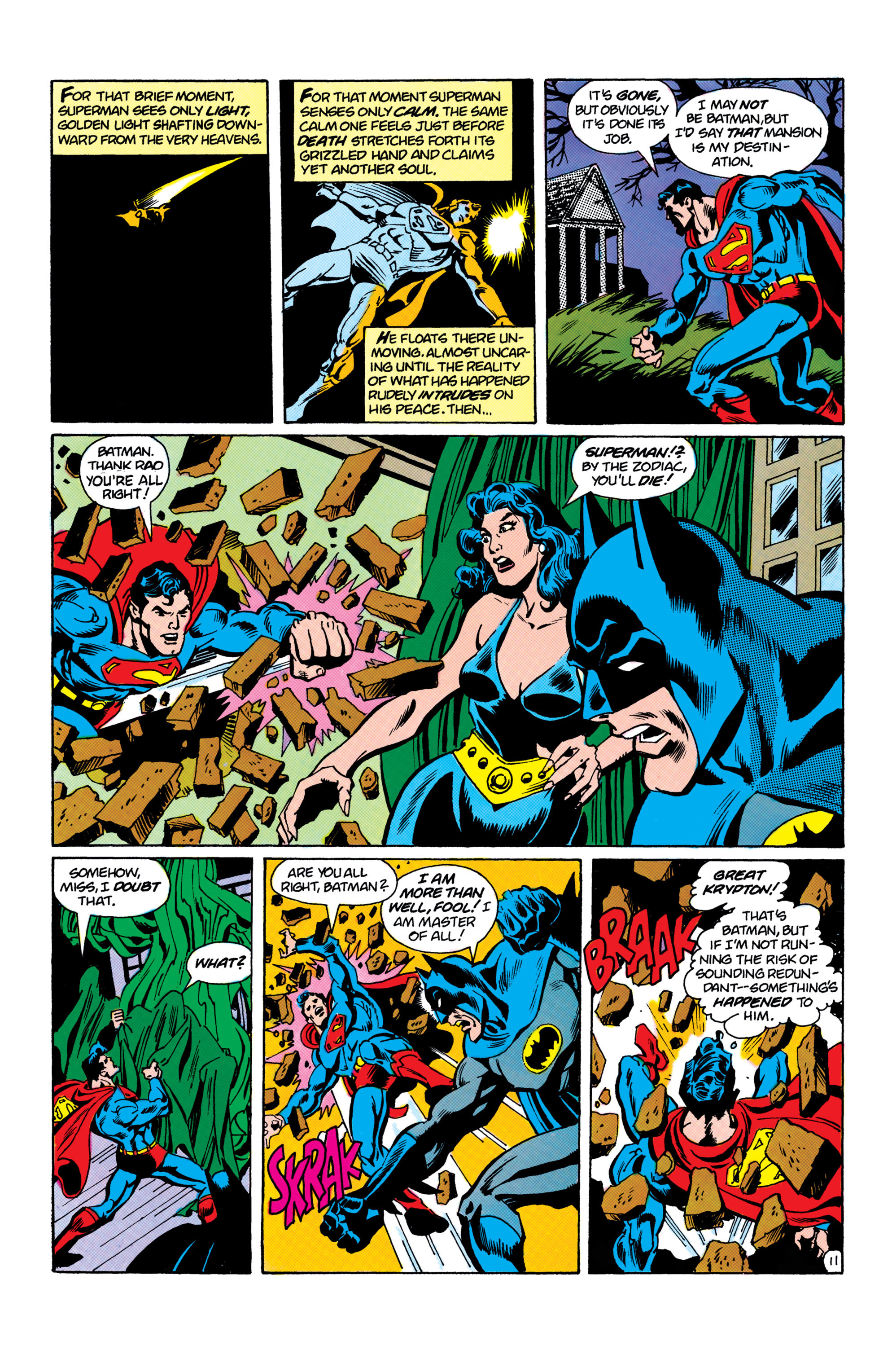 Read online World's Finest Comics comic -  Issue #288 - 12