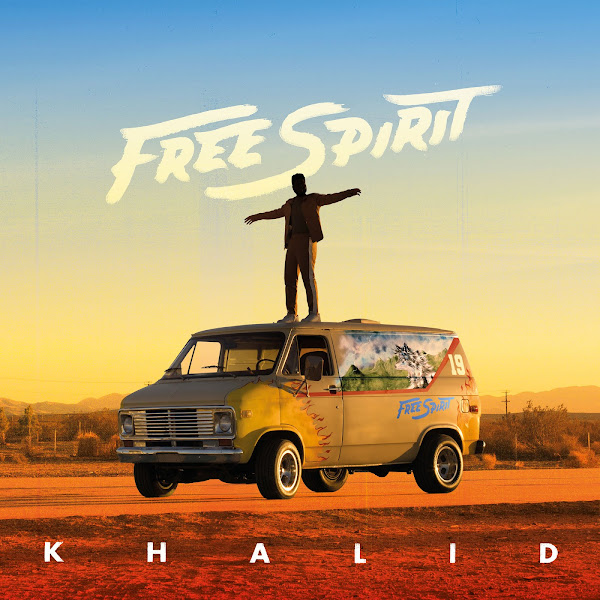 Khalid - Free Spirit Cover