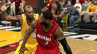 NBA 2K13 HD Skin Shadow Mod
