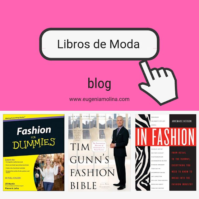 coleccion de libros de moda