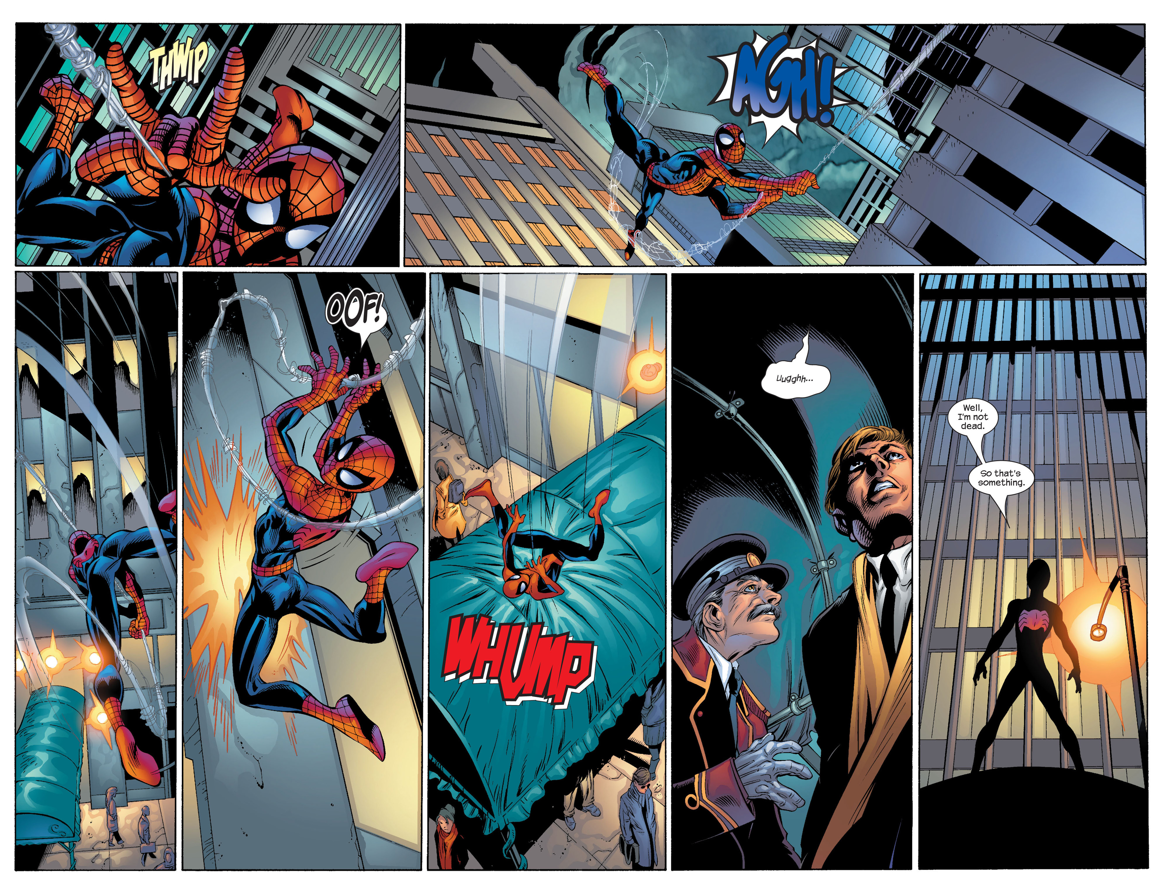 Read online Ultimate Spider-Man (2000) comic -  Issue #52 - 13