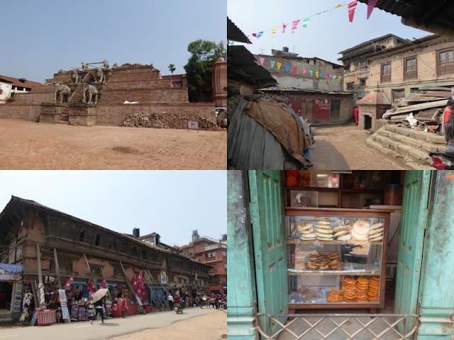 centro storico Bhaktapur