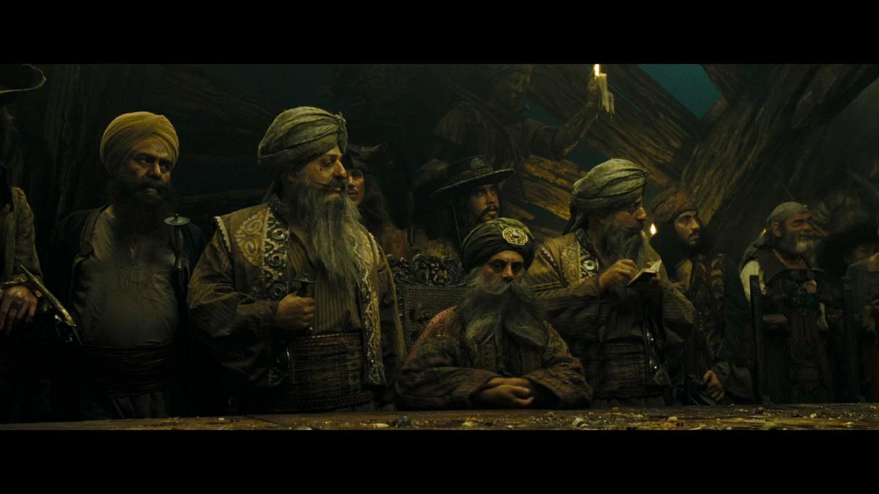 Piratas del Caribe 3: En El Fin del Mundo (2007) BRRip Full HD 720p Latino - Ingles captura 3