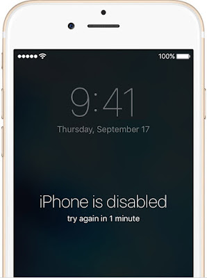 iPhone is Disabled Error, [ Fix ] Without iTunes Restore - How to