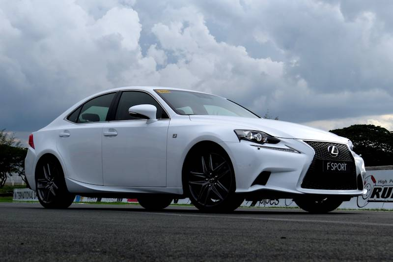 First Drive: 2013 Lexus IS 350 And IS 350 F Sport