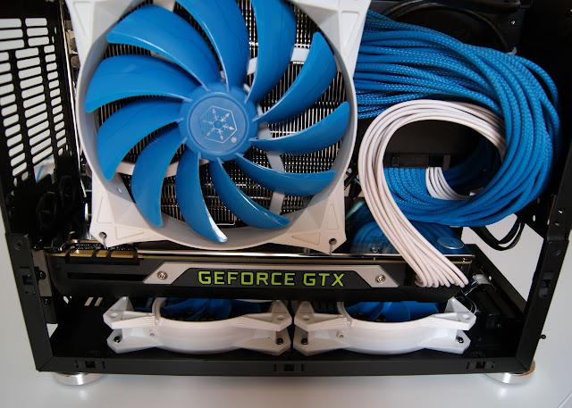 PC Gamer Mini-ITX con Titan X
