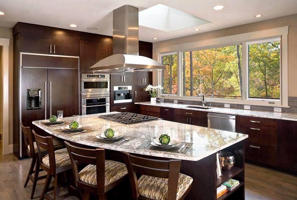 The most beautiful kitchen design 2017 decor units - The most beautiful kitchen designs ...