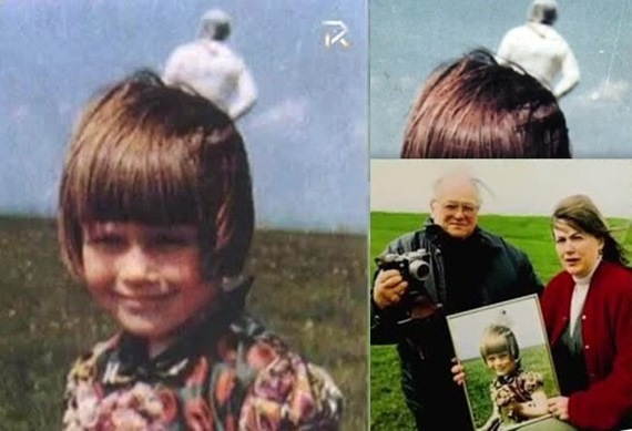 10 MYSTERIOUS PHOTOS AROUND THE WORLD THAT CANNOT BE EXPLAINED The Solway Firth Spaceman
