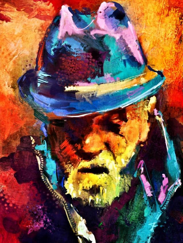 Цифровая живопись. Marius Markowski 23