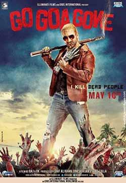 GO GOA GONE 2013 Bollywood 300MB HDRip 480p