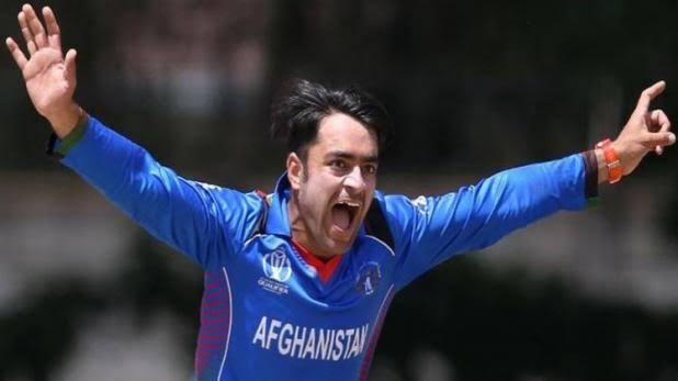 राशिद खान, आईसीसी नंबर वन T20 गेंदबाज