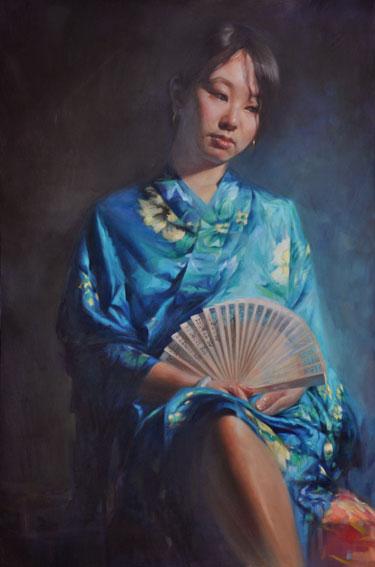 Jian Wu | Chinese Figurative Artist