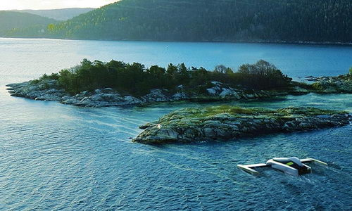 tinuku.com Kapal Drone Desain Fredrik Ausinsch Mengkonversi Alga Jadi Biofuel 2