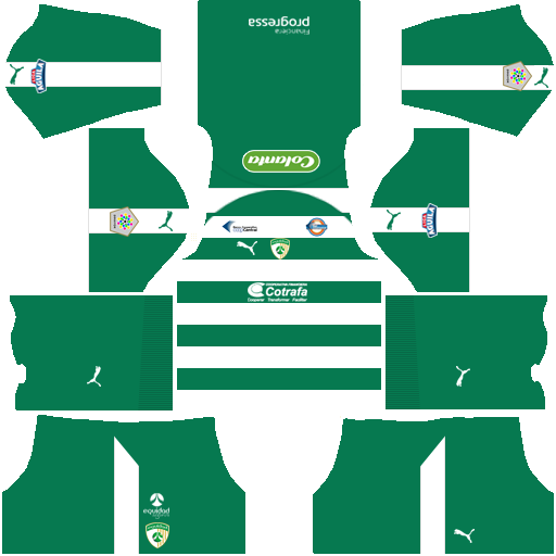 uniforme del america para dream league soccer 2019