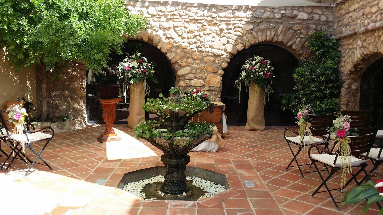 Ceremonia en el patio interior mas a durb - Casas con patio interior ...