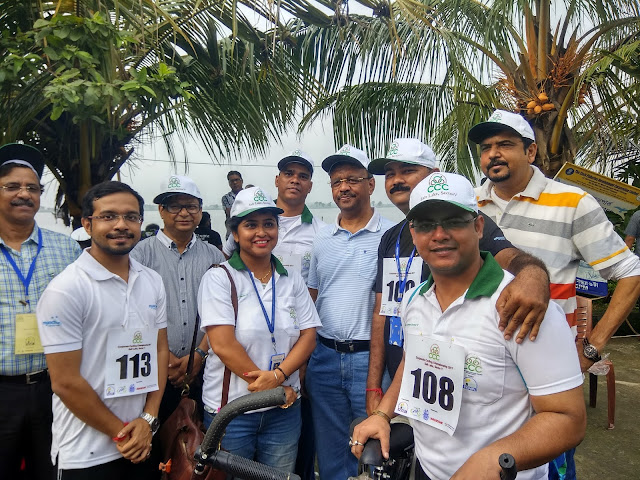mjunction participates in the first ever Corporate Cycling Championship