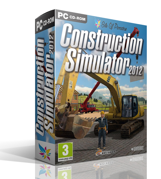 Construction Simulator 2012 (PC Game) | Site Of Paradise